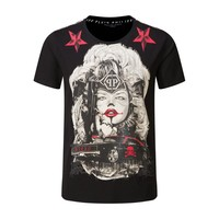 Philipp Plein Fashion black T-Shirt Top Tee