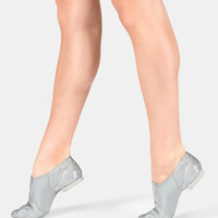 Free Shipping - Glitter Jazz Shoe by DOUBLE PLATINUM