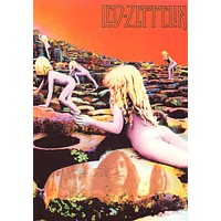 Led Zeppelin Houses of the Holy Poster 24x33