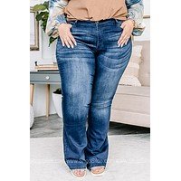 The Jamie Flare Jeans | Plus