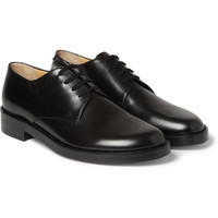 Ann Demeulemeester - Leather Derby Shoes | MR PORTER