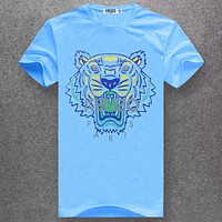 Kenzo Fashion Casual Short Sleeve Top Tee