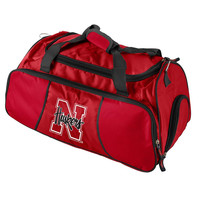 Nebraska Cornhuskers NCAA Athletic Duffel Bag