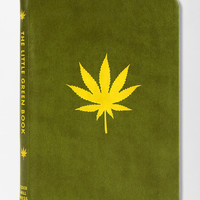Urban Outfitters - The Little Green Book Of Weed By Dr. Seymour Kindbud