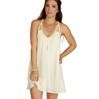 Ivory Meadow Flow Tunic