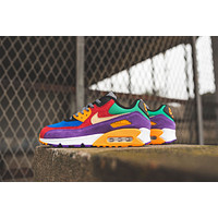 "Air Max 90 QS ""Viotech"" Uni Red/Purple"