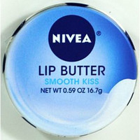 Nivea Lip Butter Smooth Kiss Case Pack 12