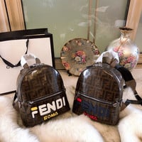 FENDI FF MINI BACKPACK