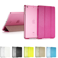 Ultra Slim Magnetic Smart Flip Stand PU Leather Cover Case For Apple iPad Mini 1 2 Retina Display Wake Up/Sleep Function