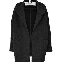 Burberry Brit - Wool-Alpaca Oversized Coat
