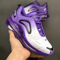 "Nike Air Max 720 ""White Grape"" Women Running Shoes - Best Deal Online"