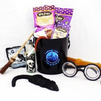 Harry Potter 'I Solemnly Swear I Am up to No Good' Candy and Toy Gift Basket