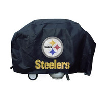 Pittsburgh Steelers NFL Deluxe Grill Cover
