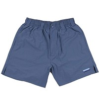Chillaxer Shorts in Slate by Waters Bluff