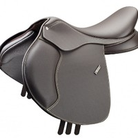 Saddles Tack Horse Supplies - ChickSaddlery.com Wintec 500 Flocked Jump Saddle