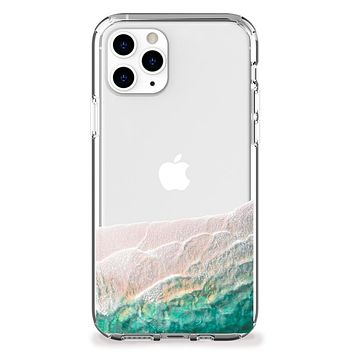 Beachy Shore iPhone Case