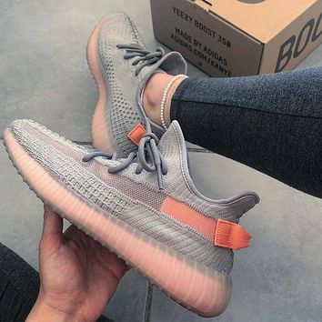 Adidas Yeezy Boost 350 Retro Leisure Running Shoes