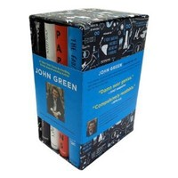 John Green Limited Edition Boxed Set (autographed) Hardcover – Box set, October 25, 2012