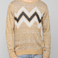 Truehit Chevron Stripe Sweater - Urban Outfitters