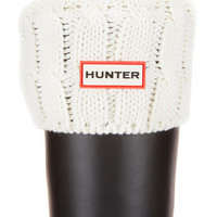 Hunter Original Six-Stitch Cable Tall Boot Socks | Dillards