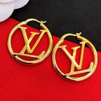 LV Louis Vuitton Hot Sale Women Classic Earrings Accessories Jewelry