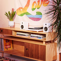 Rainbow Love Tapestry | Urban Outfitters