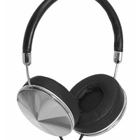 Taylor Headphones in Black Silver
