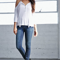 Bullhead Denim Co. Dark Rinse Low Rise Jeggings at PacSun.com