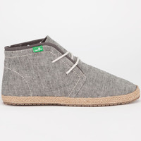 Sanuk Lily Womens Shoes Denim  In Sizes