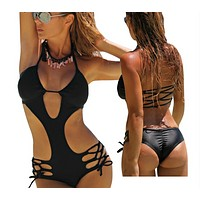 Women Sexy Trikini Swimsuit