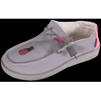 Slip On Shoes - Pineapple - S20 - Simply Southern