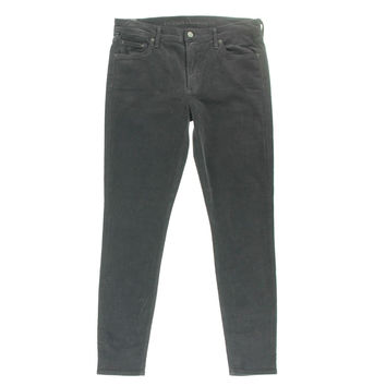 Citizens of Humanity Womens Rocket Corduroy High Rise Skinny Pants