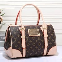 LV Louis Vuitton Women Shopping Bag Leather Tote Handbag Shoulder Bag mieniwe?