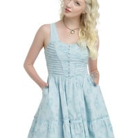 Disney Alice Through The Looking Glass Alice Tea Party Dress