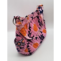 Vera Bradley Sunshine Pink Shoulder Bag