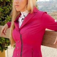 Pink Animo show coat - Google Search