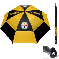 NFL Pittsburgh Steelers Umbrella Golf Double Canopy