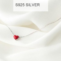 Pendant necklace for women 925 sterling silver jewelry necklaces & pendants heart pendant star pendant silver necklace women