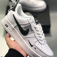 Nike Air Force 1'07 AF1 Men's and women's cheap nike shoes