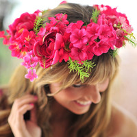 Flowers By Jowers: Hot Pink   Hope's