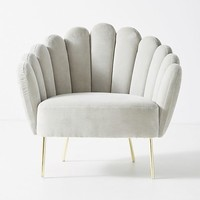 Feather Collection Accent Chair
