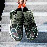 adidas nmd women men running sport casual shoes sneakers-8