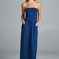 Everyday Maxi Dress - Navy