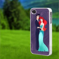 CDP 0984 Disney Wedding Ariel Little Mermaid - iPhone 5