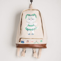 Scholastic Cause a Purr Backpack by ModCloth