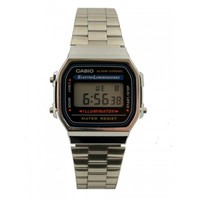 Casio A168WA-1YES Watch in Silver - Accessories