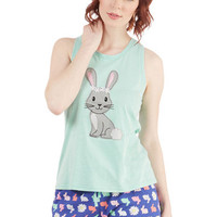 Dorm Decor Hippity Hop Hooray Pajamas