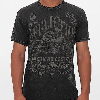 Affliction American Customs Exhaust T-Shirt