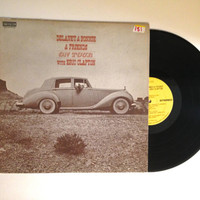 OCTOBER SALE Delaney and Bonnie and Friends With Eric Clapton On Tour LP Album 1970 Live Long Tall Sally Vinyl Record