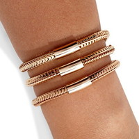 Chain Stretch Bracelet Set